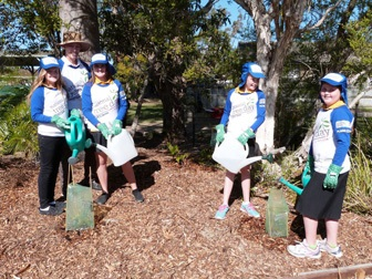 Coffs Harbour Toyota And 5 Local Schools To Dig In For National Tree Day 2014