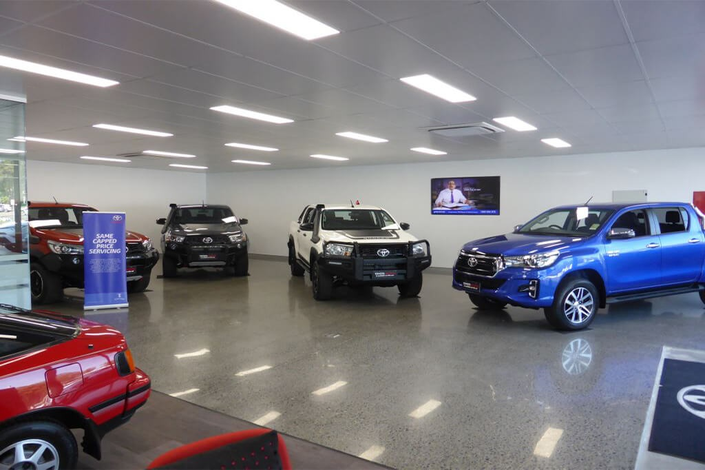 Coffs Harbour Toyota Used Cars