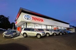 Coffs Harbour Toyota 3
